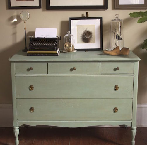 Chateau Grey Painted Bedroom Furniture