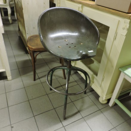 Indutriële stoel