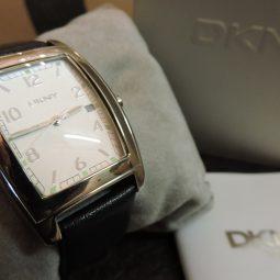 Uurwerk DKNY Zilver 75