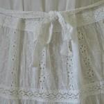 Dress, Pretty Times, White 65 2