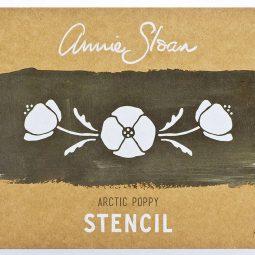 annie-sloan-sjabloon-a4-arctic-poppy