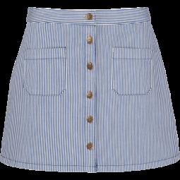 Anna Skirt Americana Stripe