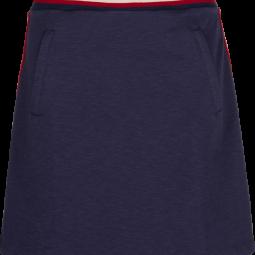 Davis Skirt Uni Slub Sweat