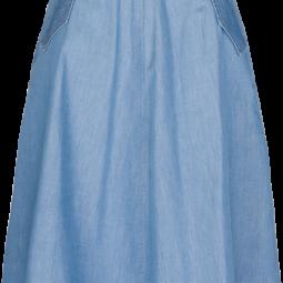 Delphi Skirt Chambray