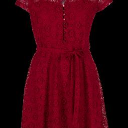 Emmy Dress Doily Lace