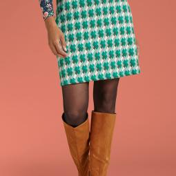 Border Skirt Downtown1