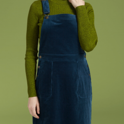 Pinafore Dress Corduroy1