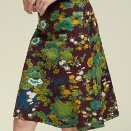 Border Skirt Nisai1