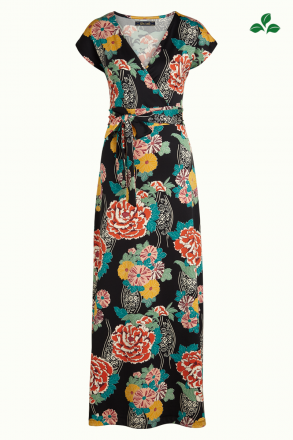 Lot Maxi Dress Mai Tai