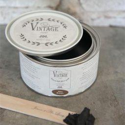 Antique Wax - Dark Brown